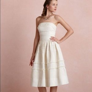 nwot bhldn | hitherto | fondant tea dress